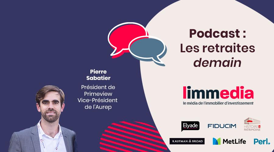 Podcast Pierre Sabatier : Le pouvoir d'achat à la retraite EP2/3
