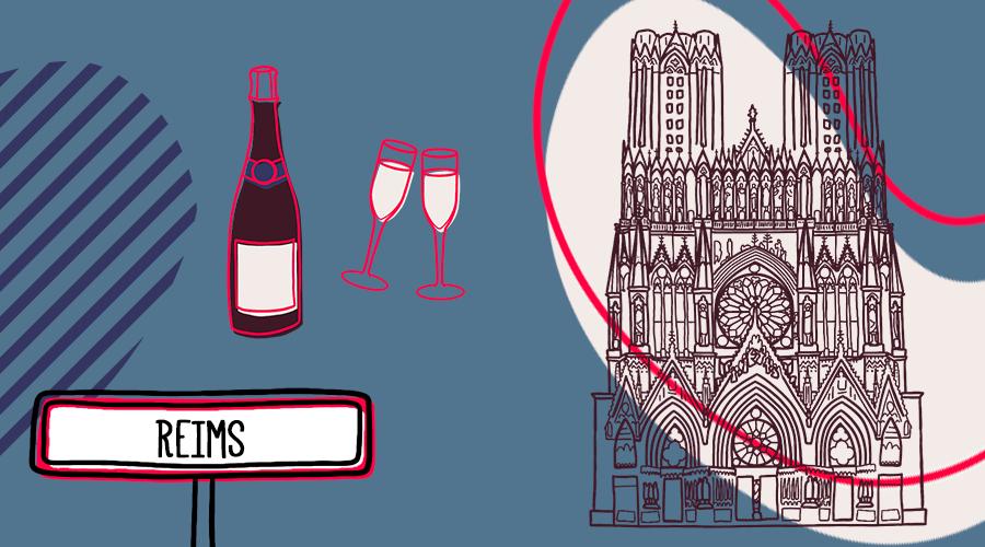 Reims : les facteurs d'attractivité avec Catherine Vautrin Présidente de la Métropole du Grand Reims