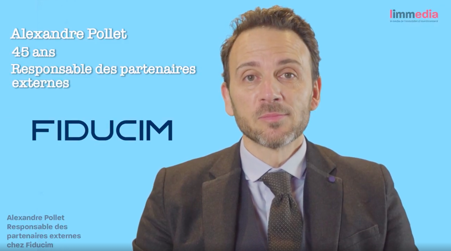 Talk Talk d'Alexandre Pollet, Responsable de la Prescription chez Fiducim
